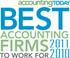 Accounting Today Best Accounting Firms to work for 2010-2011